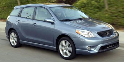 2007 Toyota Matrix 4DR WGN MAN STD