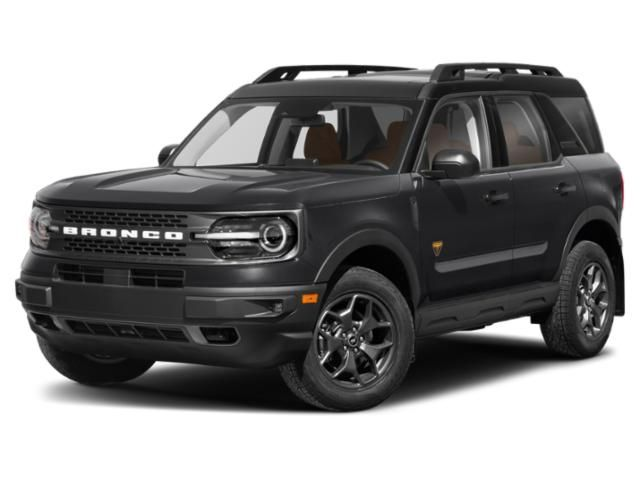 2021 Ford Bronco Sport SP OUTER BANKS 4X4