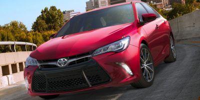 2016 Toyota Camry 4DR SDN I4 Auto LE