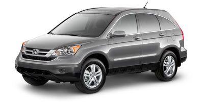 2011 Honda CR-V 4WD 5DR Ex-L