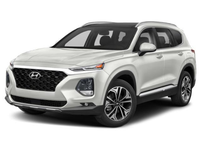 2020 Hyundai Santa Fe 2.0T Luxury AWD  - Sunroof
