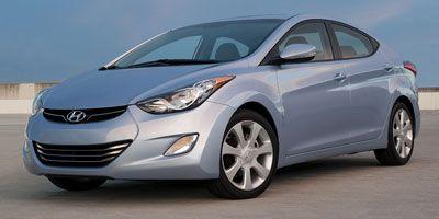 2013 Hyundai Elantra Image