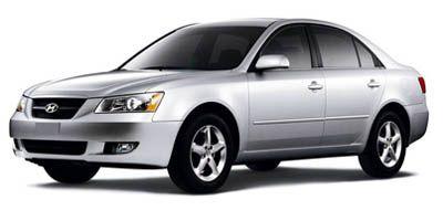 2007 Hyundai Sonata 4DR SDN I4 Auto GL *Ltd Avail*