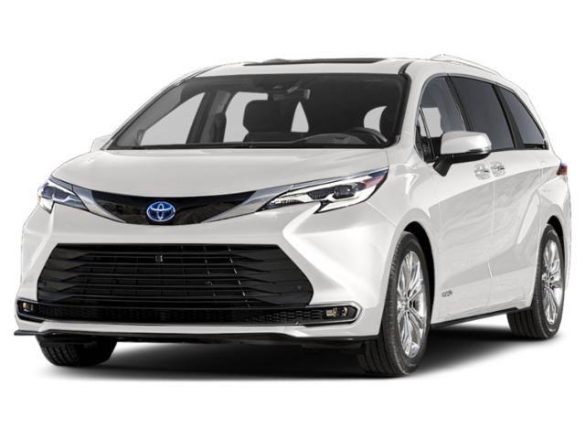 2021 Toyota Sienna XLE FWD 8 Pass