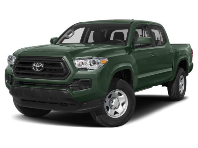 2021 Toyota Tacoma 4X4 DC V6 Short BOX