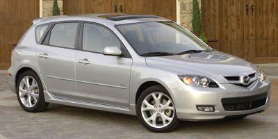 2008 Mazda MAZDA3 4DR HB SPT GS AT