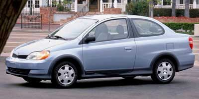 2004 Toyota Echo 3DR HB CE Manual