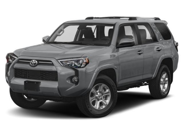 2021 Toyota 4Runner 4WD V6 5A