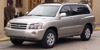 2003 Toyota Highlander Image