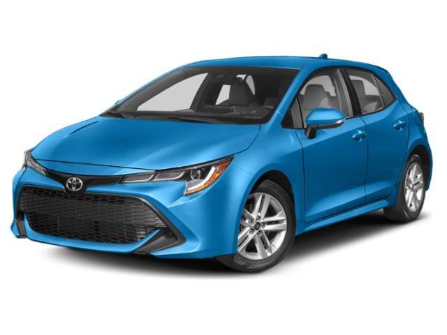 2021 Toyota Corolla Hatchback COROLLA HATCHBACK