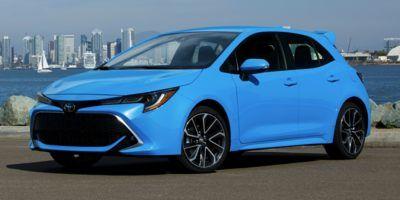 2022 Toyota Corolla Hatchback Image