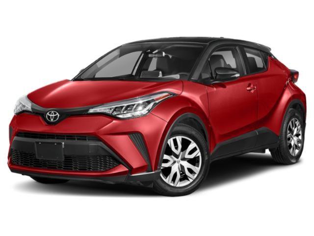 2021 Toyota C-HR C-HR CVTI-S