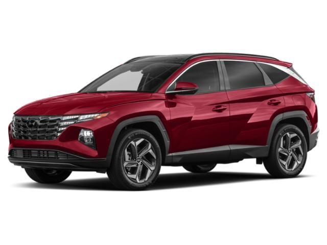 2022 Hyundai Tucson Image