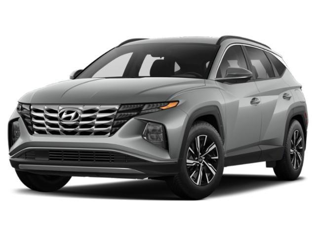 2022 Hyundai Tucson Hybrid Luxury Hybrid AWD
