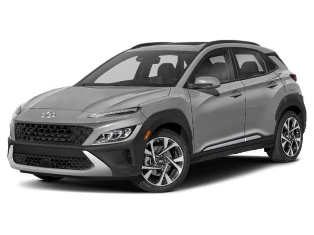 2022 Hyundai Kona Pref Sun/Leather AWD