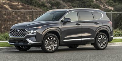 2022 Hyundai Santa Fe Hybrid Luxury Hybrid AWD