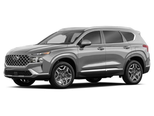 2021 Hyundai Santa Fe Hybrid Luxury Hybrid AWD