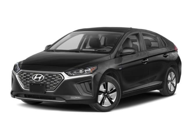 2021 Hyundai IONIQ Hybrid Essential Dual Clutc