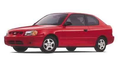 2002 Hyundai Accent Image