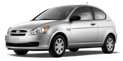 2007 Hyundai Accent 3DR HB Manual GS W/Comfort PKG