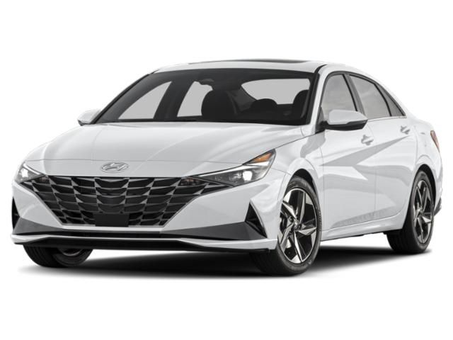 2021 Hyundai Elantra PREFERRED FWD