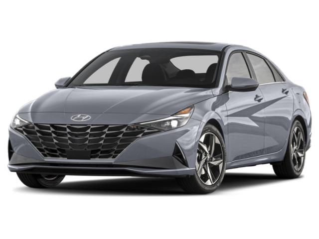 2021 Hyundai Elantra PREFERRED TECH