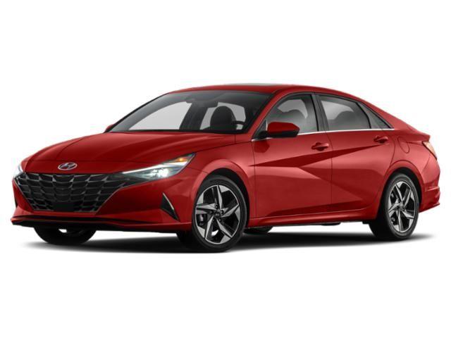 2021 Hyundai Elantra Hybrid Preferred Hybrid FWD
