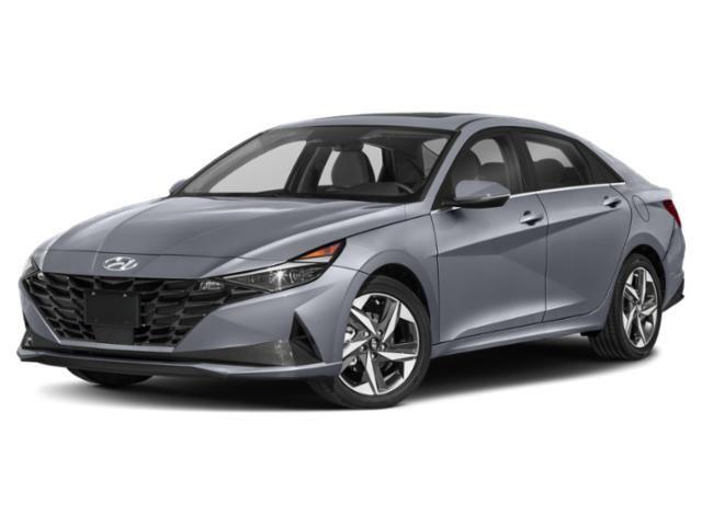 2022 Hyundai Elantra Hybrid Image