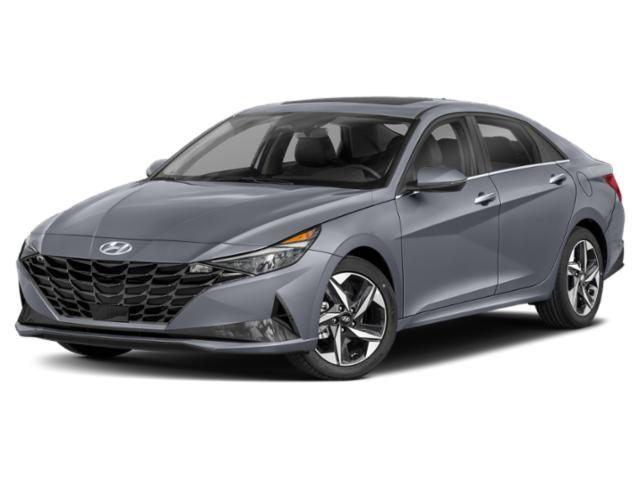 2021 Hyundai Elantra Ultimate Tech 2 Tone