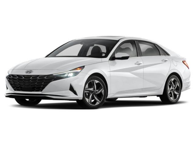 2021 Hyundai Elantra Hybrid Ultimate HEV Melange