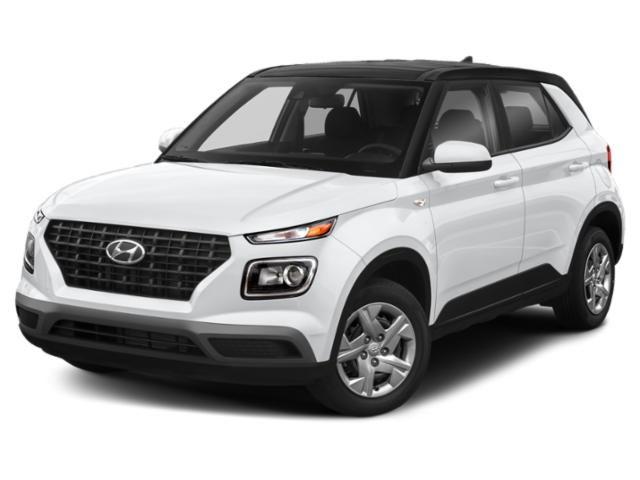 2021 Hyundai Venue Essential 2 Tone FWD