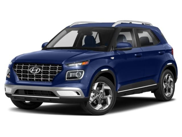 2022 Hyundai Venue Ultimate Black INT