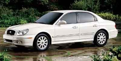 2004 Hyundai Sonata 4DR SDN GL V6 Auto