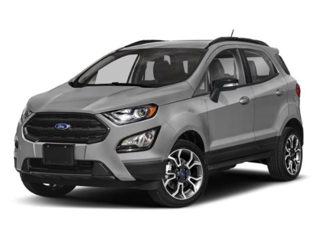 2021 Ford EcoSport 4WD SES