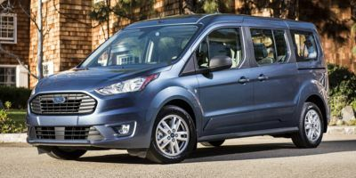 2021 Ford Transit Connect Van Image