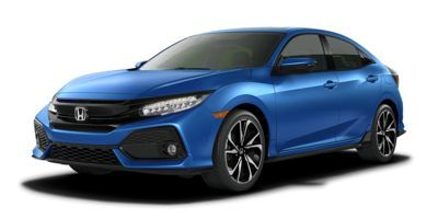 2018 Honda Civic Hatchback Sport Touring CVT