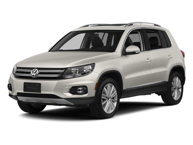 2014 Volkswagen Tiguan Comfortline/AWD
